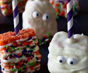 Halloween Marshmallow Treats   My Baking Addiction
