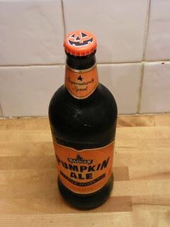 Badger, Pumpkin Ale, England