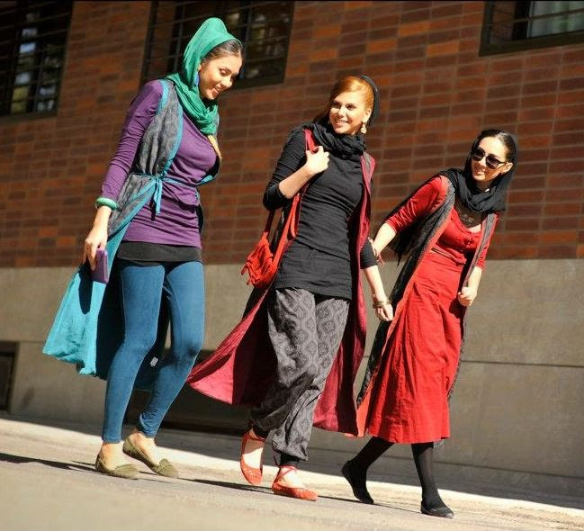 Iran Moves Forward: The Silent Revolution for Iranian Women