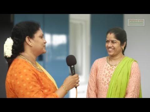 Our Customer Reviews | Mrs. Vijayalakshmi Kelambakkam Chennai
