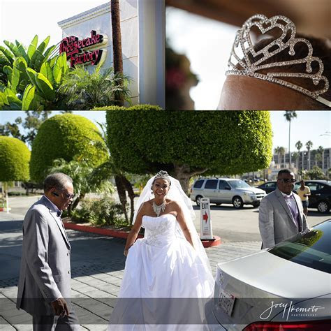Cheesecake Factory Redondo Beach Wedding, Los Angeles
