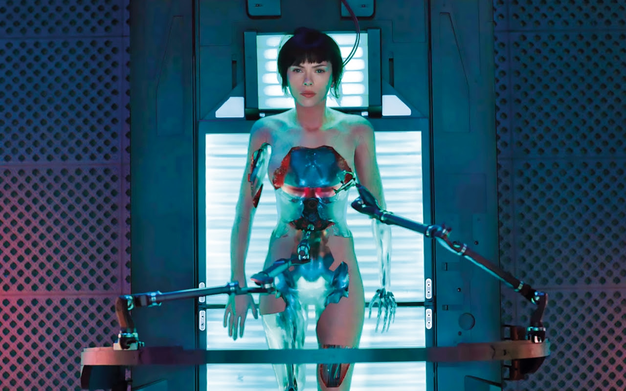 Ghost In The Shell Wallpaper Mymoviewallpapers Ghost In The Shell