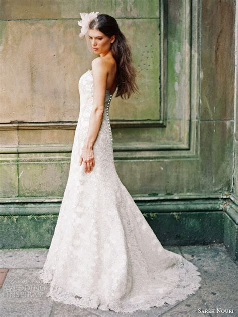 Sareh Nouri Bridal Fall 2014 Wedding Dresses ? Central