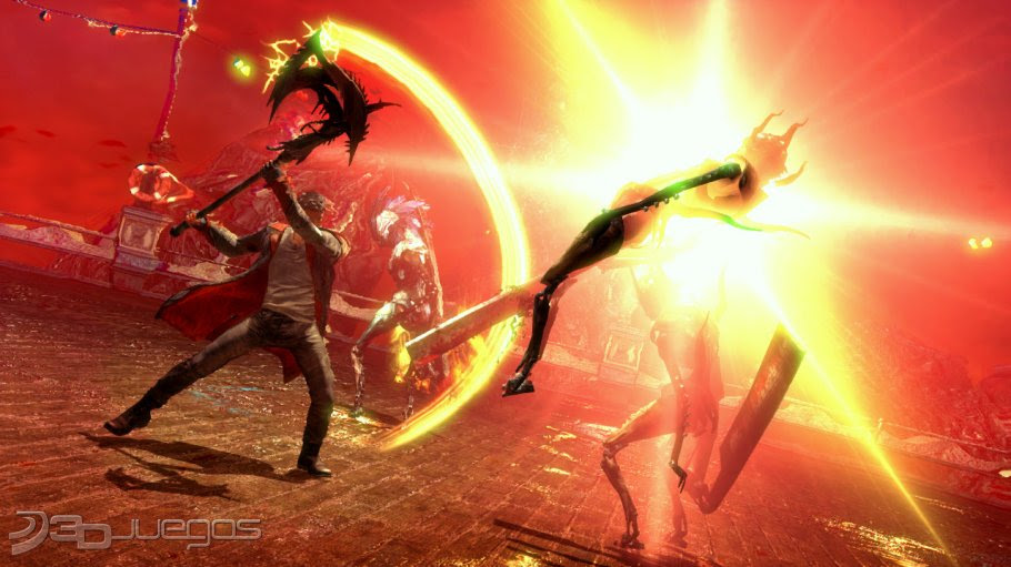 Imagenes DMC Devil May Cry XBOX 360
