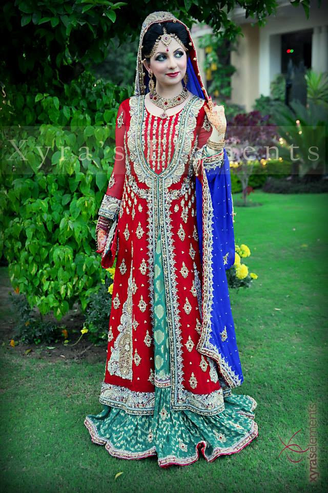 Try These Online Buy Wedding Dress In Pakistan {Mahindra Racing}