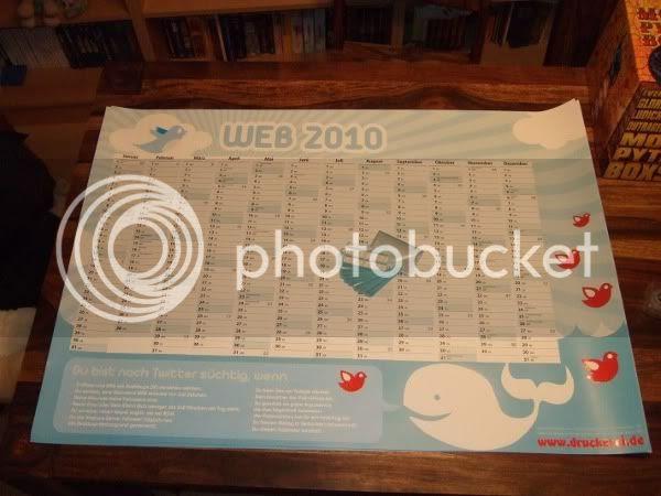 Twitter Kalender