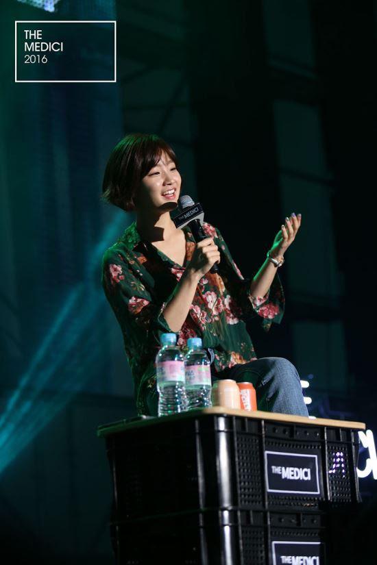 Park So Dam comparte sus difíciles inicios como actriz y nombra su modelo a seguir