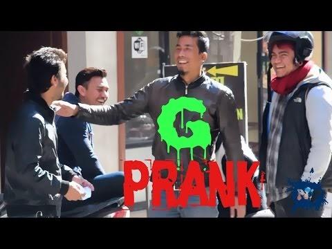 Nepali Prank- Letter G Prank