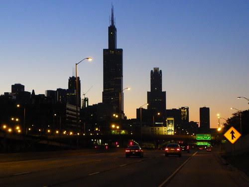 5.31.2009 Chicago Sunrise 4.49 am