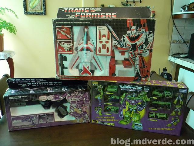 Mi colección de Transformers (05-Abr-2012) - G1 MIB