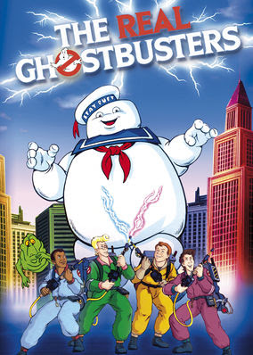 Real Ghostbusters, The - Season 1