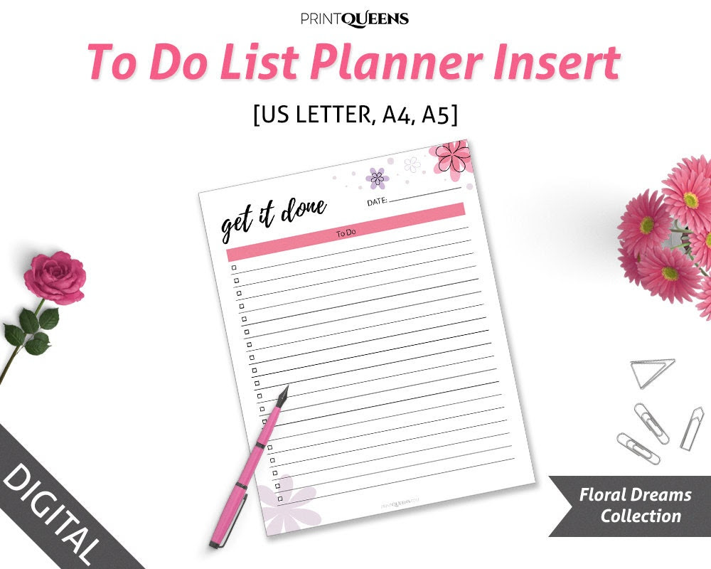 Daily To Do List 2017