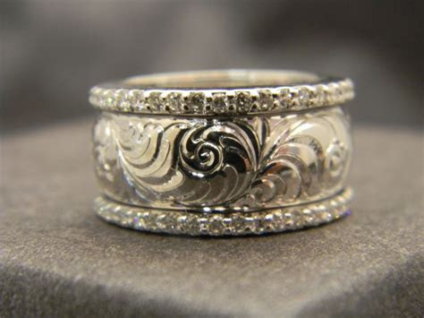 181 best western design wedding bands images on Pinterest