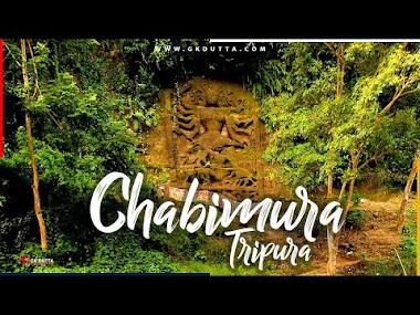 CHABIMURA (DEVTAMURA) TRIPURA: AN OPEN AIR ART GALLERY!