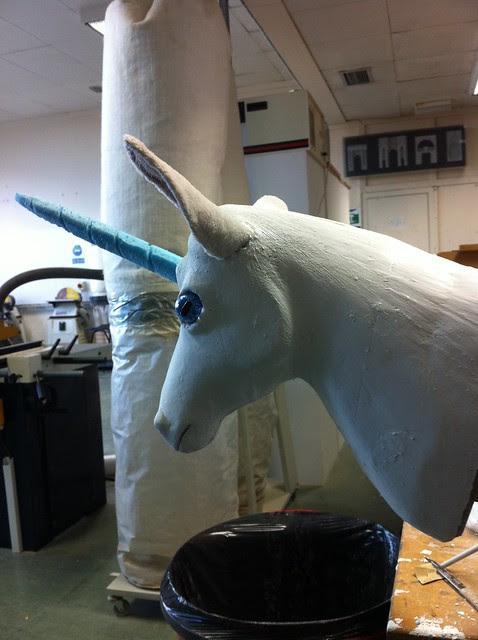Unicorn WIP