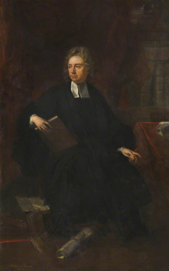 Richard Bentley by Thomas Hudson (1701-1779, United Kingdom)