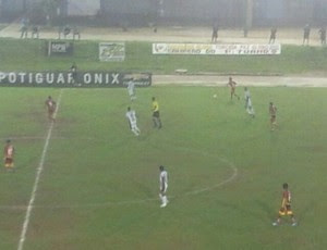 Globo FC x Corintians-RN (Foto: Antonio Netto)
