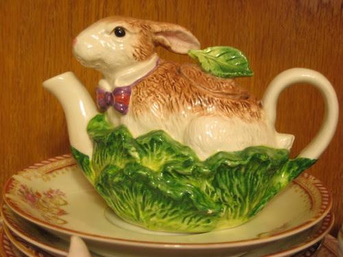 Bunny Teapot