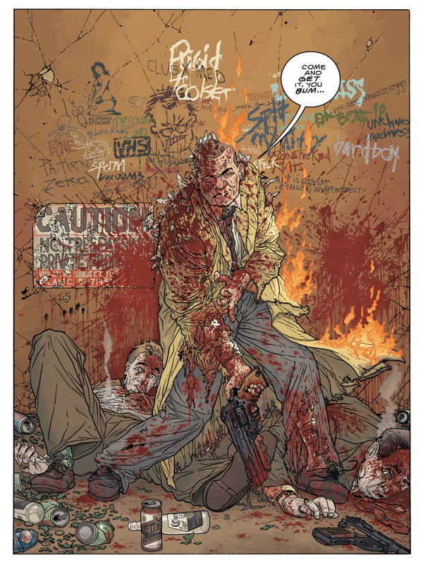 Hard Boiled HC (Second Edition) :: Profile :: Dark Horse Comics