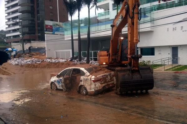 Veículo tinha um ano e meio de uso e era usado como táxi em São Gonçalo do Amarante