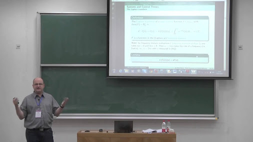 Matrix Equations and Model Reduction, Lecture 1
