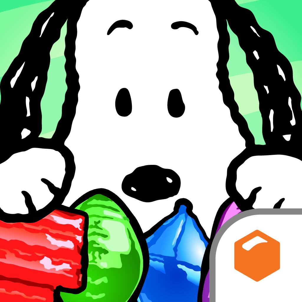 Beeline スヌーピーのパズルゲーム スヌーピードロップス Iphone