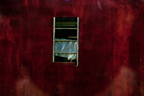 Window in Red