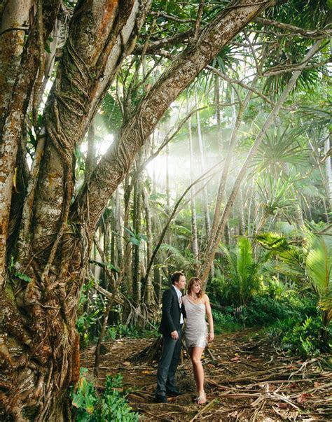 Hilo Rainforest, Big Island, Hawaii   Amanda & Trevor