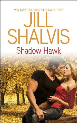 Shadow Hawk (Harlequin Blaze) by Jill Shalvis