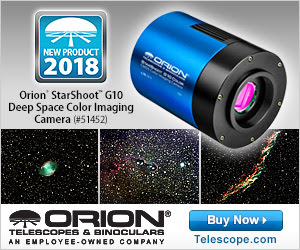 Elevate Your Astrophotography Skills with Orion's New StarShoot Camera