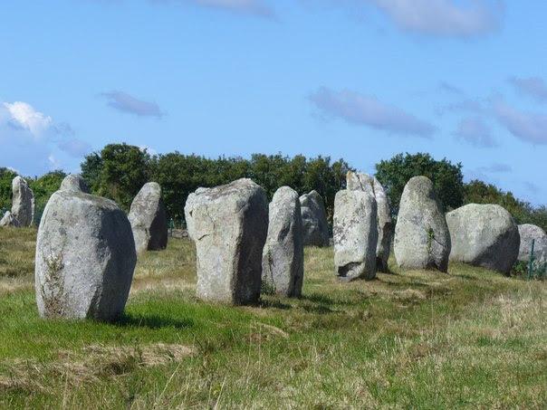 Загадочные Карнакские камни