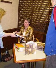 JZ signing books