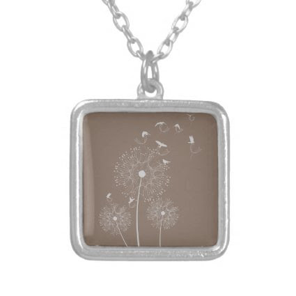 Dandelion Seed Thieves Custom Jewelry