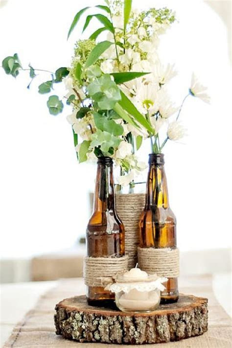 The 25  best Beer centerpieces ideas on Pinterest