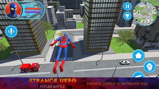 mod game Strange Hero: Future Battle apk