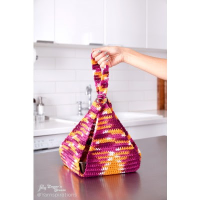 Casserole Carrier to Crochet