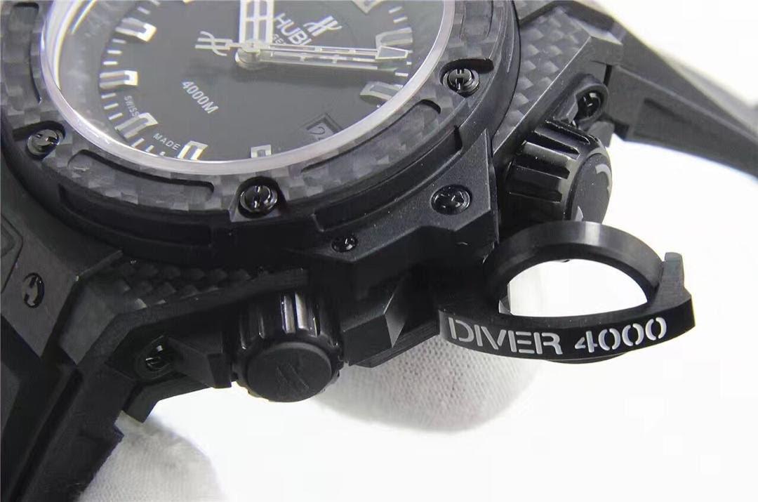 Replica Hublot King Power Diver 4000