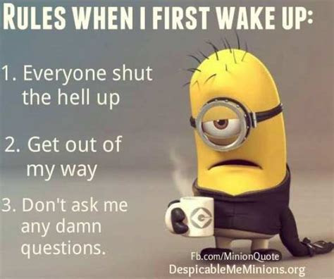 Funny Wake Up Quotes For Him