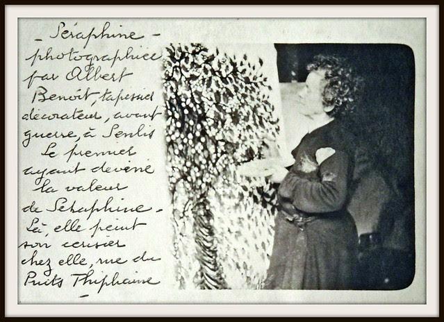 Séraphine de Senlis au Musée Maillol
