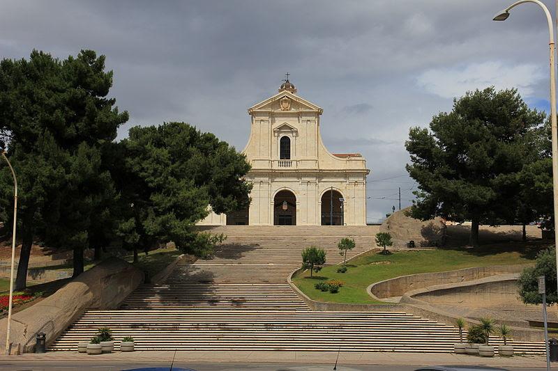 File:Cagliari - Santuario della Madonna di Bonaria (01).JPG