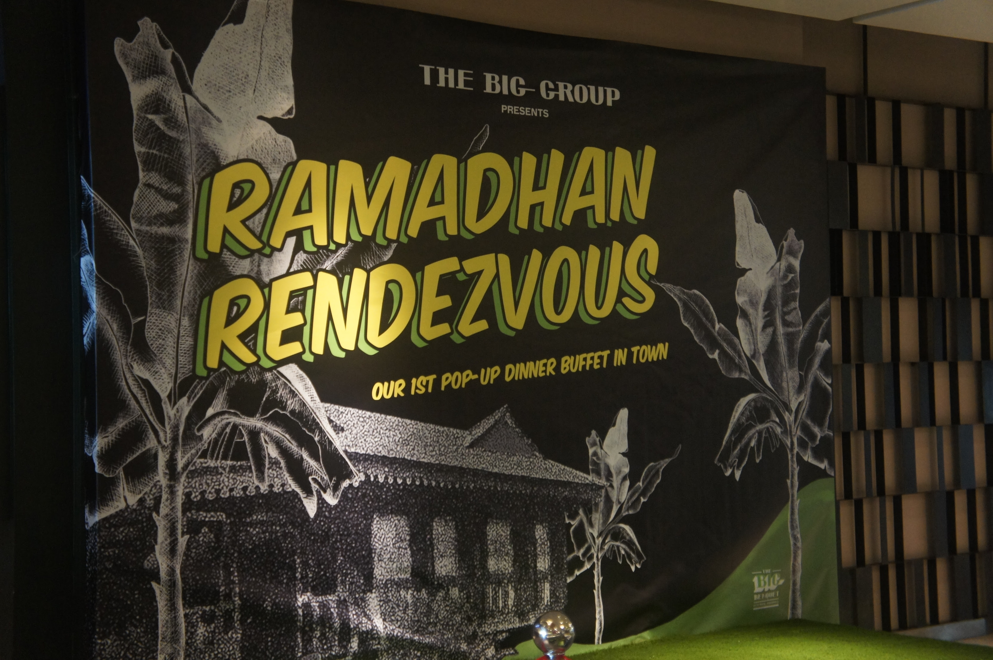 Ramadhan Rendezvous Pop-Up Buka Puasa Dinner Buffet