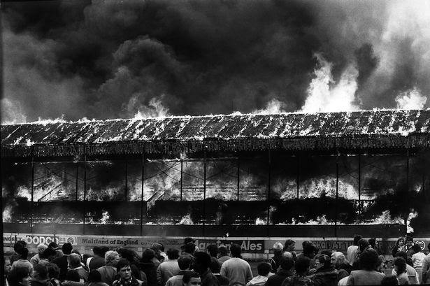 Bradford City stadium fire: New book claims former club ...
