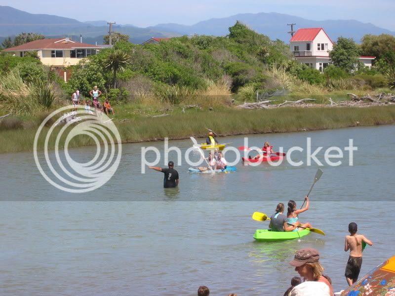 Waikawa Boat Day