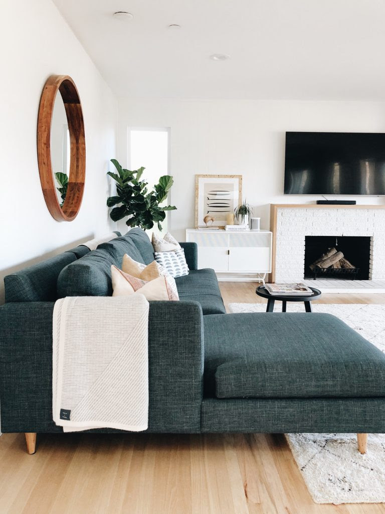 Small Living Room Decor Ideas Thatll Open Up Your Space