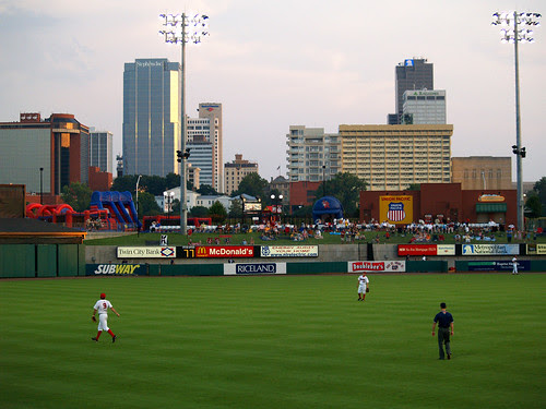 View from Dickey-Stephens