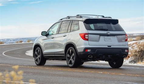 honda passport review  road comfort  road