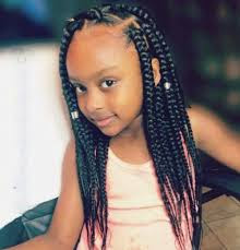 Easy Little Girl Hairstyles Black Real Hair Women Hair