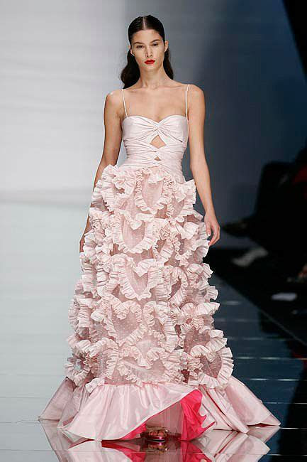 Valentino's best of bridal couture: The most iconic