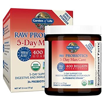 Raw Probiotics 5 Day Maxcare Weight Loss Weightlosslook