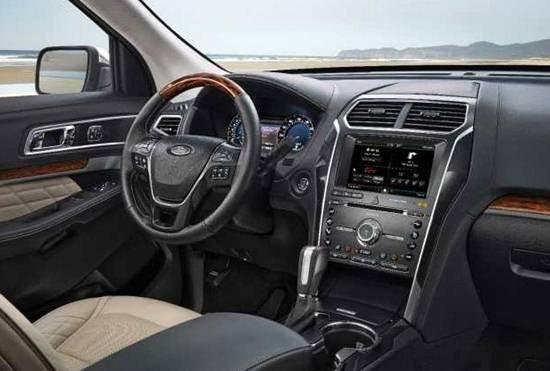 2018 Ford Explorer Sport Trac | Reviews, Specs, Interior ...